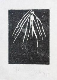 Thierry Le Saëc, Gravure sur bois, 2017, 21 x 29,7 cm